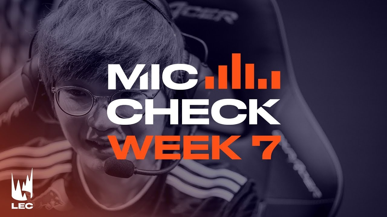 2019 LEC Summer Split Week 7 Recap