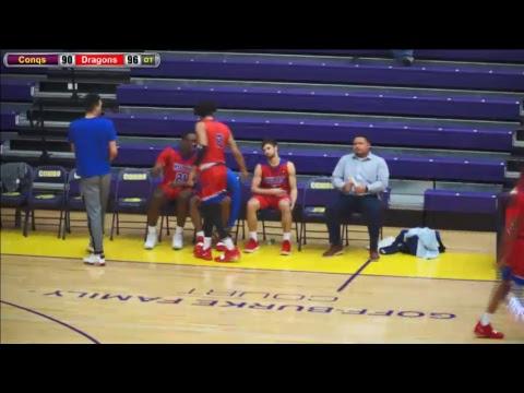 Blue Dragon Men's Basketball at Dodge City