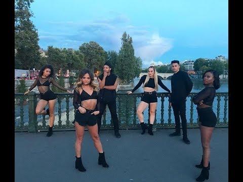 ASHTON SANDS | VLOG 1 | Paris | liam Payne dancers |