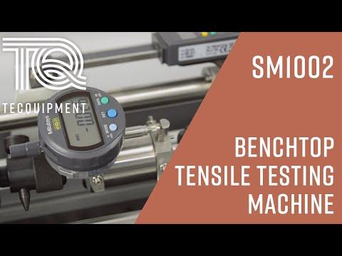 Tensile Testing Machine - Materials Testing