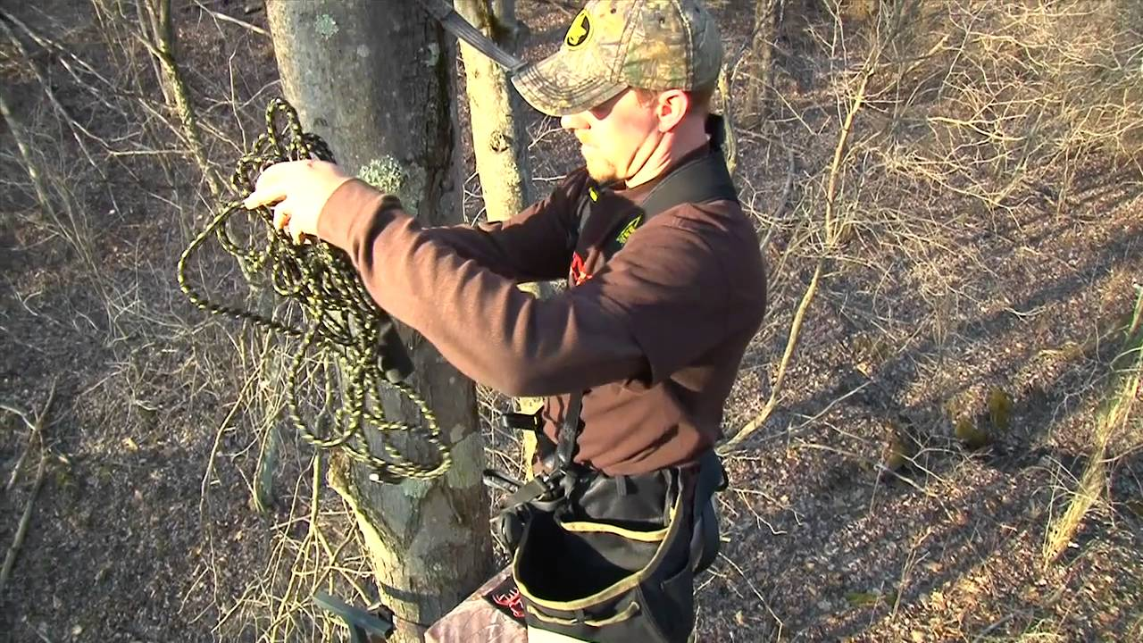 Hss Hanger Harness Hanging Treestands Just Got A Whole