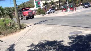 Loud Mack Dump Truck