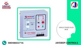 Electrical Product by Jaydeep Controls, Ahmedabad