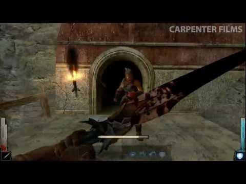 Dark Messiah Of Might & Magic™ Gameplay HD