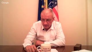 """Emisiunea """"În direct cu Sergiu Mocanu"""" din 5 septembrie 2018"""