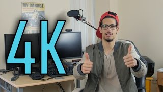 4K monitor worth it? Watch before you BUY!