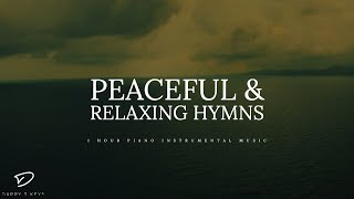 1 Hour Beautiful Instrumental Hymns | Deep Prayer Music | Meditation Music | Timeless & Best Hymns