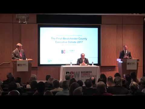 Highlights from the Westchester County Executive Debate