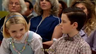 Young Sheldon 2x07   Paige, Sheldon y una aventura en el museo