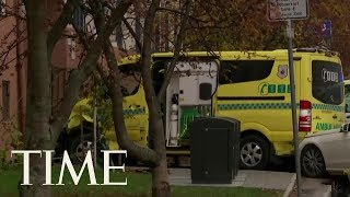Norway Police Open Fire On Man Who Reportedly Drove Stolen Ambulance Into A Crowd | TIME
