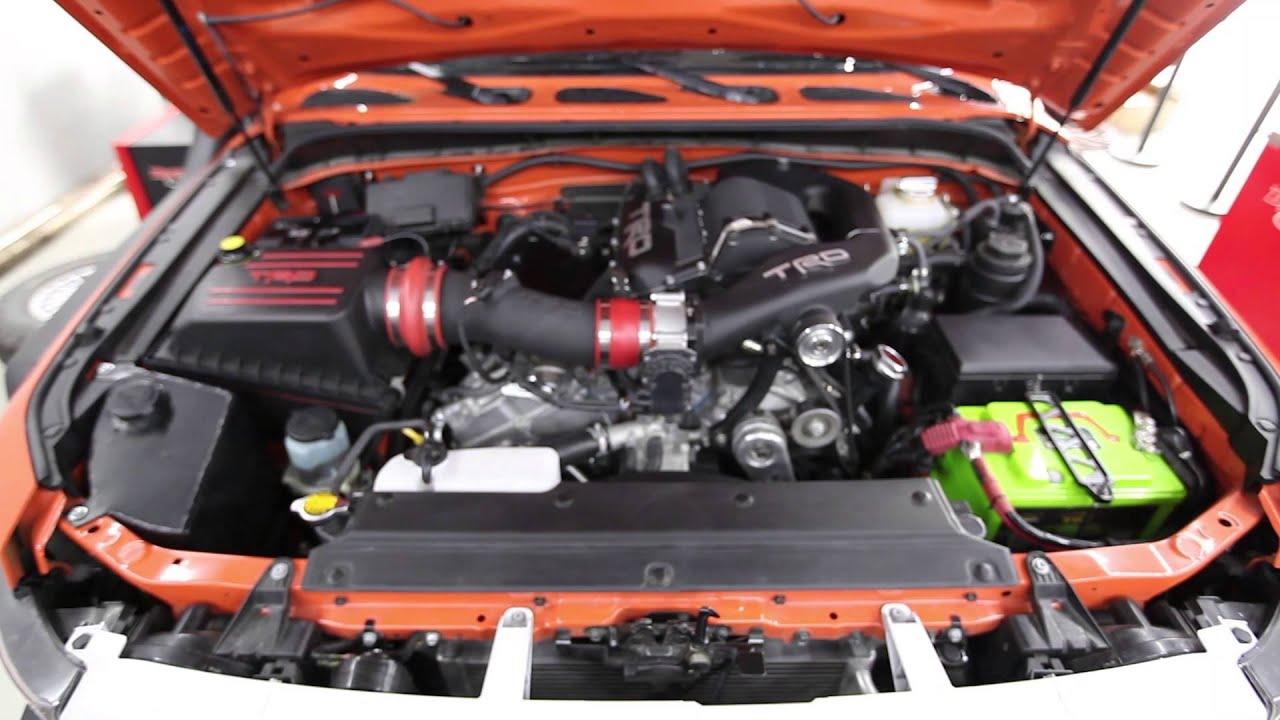 2010 2017 Fj Cruiser Two Vvti Trd Supercharger