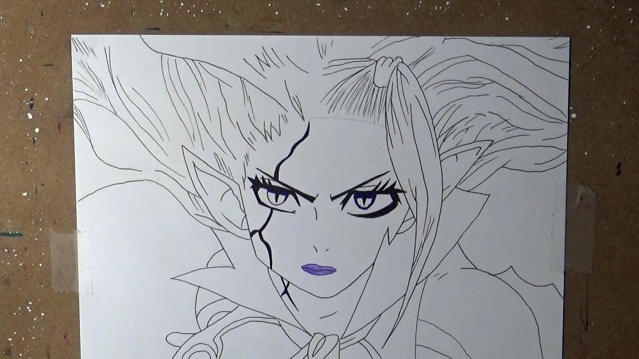 Drawing Mirajane Strauss Satan Soul Fairy Tail Youtube 480 x 360 jpeg 20 кб. drawing mirajane strauss satan soul fairy tail