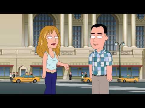Forrest Gump Family Guy