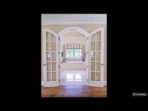 Белые двери в интерьере 39 вариантов