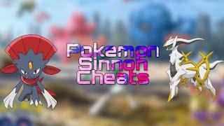 Pokemon resolute cheats rare candy