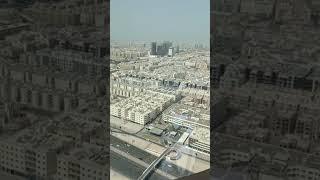 shorts DUBAI 2021 Вид из рамки на старый Дубай View from the frame to old Dubai