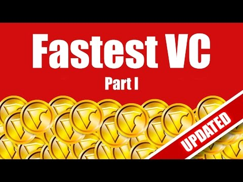 How To Make VC Fast in NBA 2K17 Updated Part 1