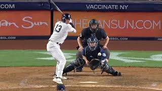 Joey Gallo's First Yankees Home Run Is CLUTCH   Yankees vs. Mariners (8/5/21)