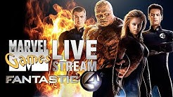 MG Live Stream #68 - Fantastic Four (2005)
