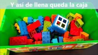Unboxing Lego Duplo 10572 - Caja Todo en Uno 10572
