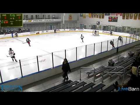 11 24 17 Game 2  1 Trenton Kennedy Recreation Center McInerney Arena