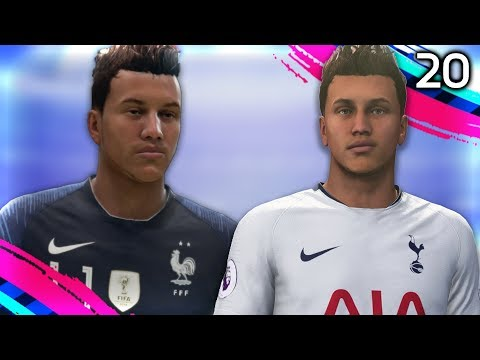 DREAM NATIONAL TEAM DEBUT! | FIFA 19 My Player Career Mode #20