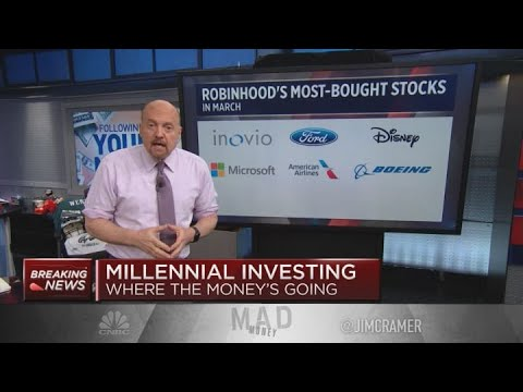 jim-cramer:-these-stocks-millennials-are-investing-in-are-'very-good-for-speculation'