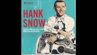 Watch Hank Snow Gentle On My Mind video