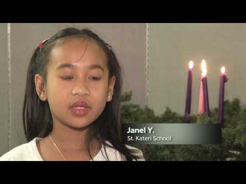 Advent Messages of Hope 2016- St Kateri School