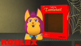 Becoming Tattletail in Roblox! Roblox Tattletail Roleplay
