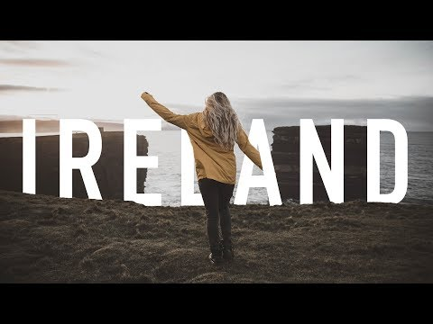 ROADTRIP THROUGH IRELAND