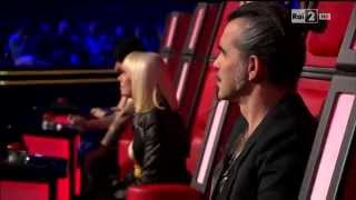 The Voice of Italy 2014 - Gianmarco Dottori (Blind Audition)