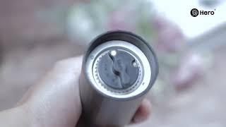 커피그라인더 가정용 그라인더 원두내리기 핸드드립세트