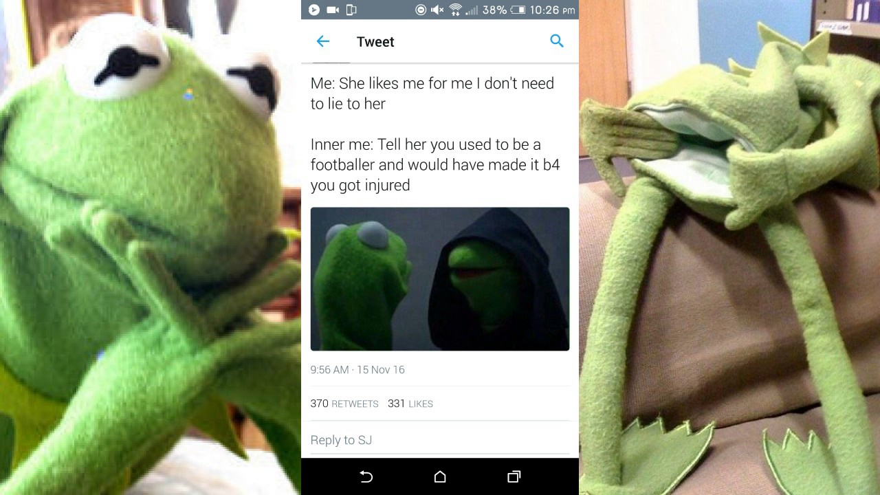 Funny Kermit The Frog