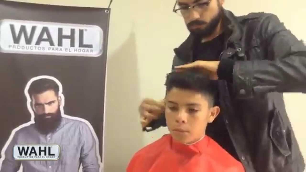 Clases de corte de pelo