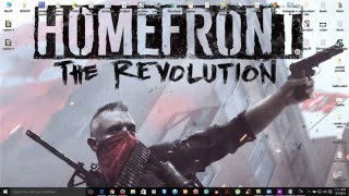 Homefront The Revolution download free games pc