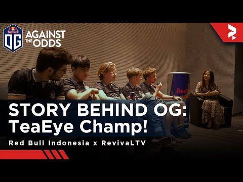 The Meaning Of OG! - OG Vs Liquid | Exclusive Interview OG Dota TI9 | Against The Odds