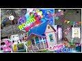 Поделки - Детский домик своими руками / ROOM TOUR / DIY декор / Playhouse for kids