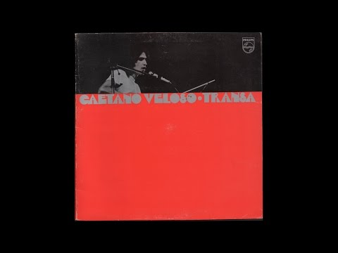 Caetano Veloso - Transa (1972) full album