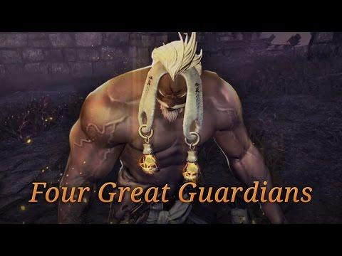 Blade & Soul: Four Great Guardians