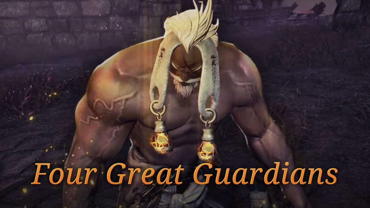 Blade and Soul: Four Great Guardians Trailer | OnRPG