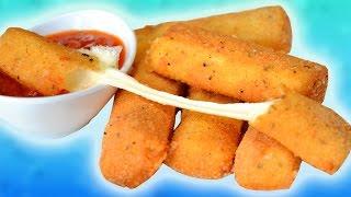 Картофельные Палочки с Сыром. Простой, Недорогой Рецепт.