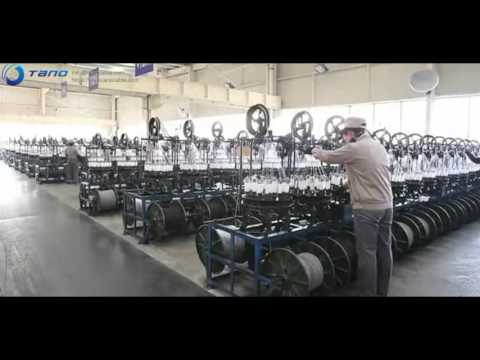 Cable factory introduction, production exporters in China - TANO