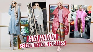 HOW TO LOOK LIKE GIGI HADID HIJABIFIED LOOK FOR LESS