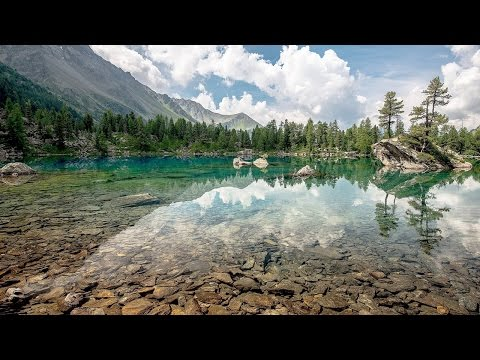 Top 10 Largest Freshwater Lakes In the World 2016 || Pastimers