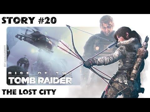 Rise Of The Tomb Raider Walkthrough Siberia The Lost City