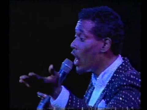 Luther Vandross - Live at Wembley - 1987 - Full Show