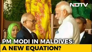 As Maldives Sheds China's Shadow, PM Modi Attends President's Swearing-In