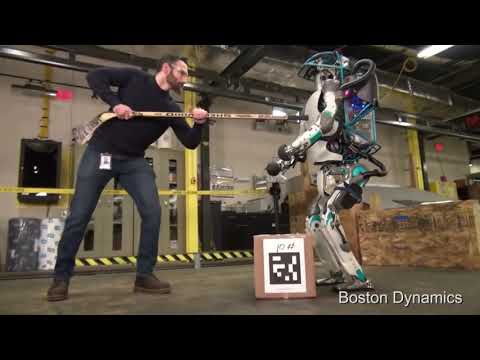 HIGHLIGHTS – EVOLUTION OF BOSTON DYNAMICS 2012-2019