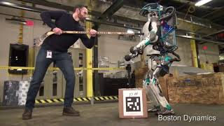 HIGHLIGHTS - EVOLUTION OF BOSTON DYNAMICS 2012-2019